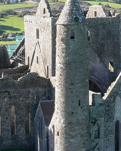 Rock Of Cashel - Tipperary Tourism