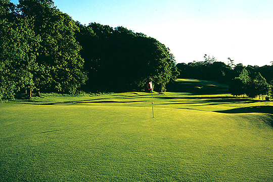 MOUNT WOLSELLY Golf Club