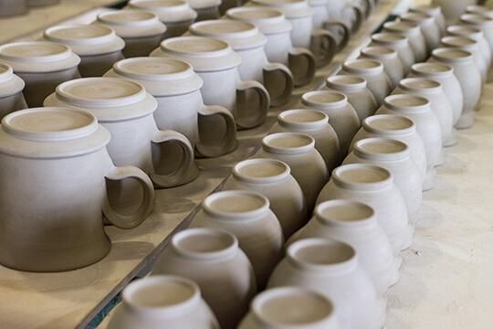 Belleek Pottery Factory