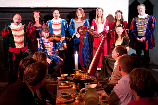 Bunratty Medieval Banquet