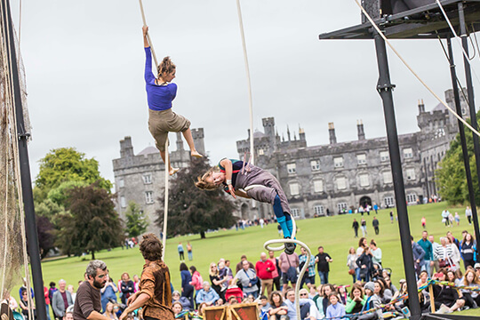 Kilkenny Cat Laugh's Festival
