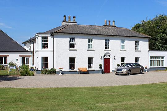 Churchtown House Hotel