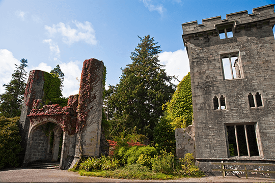 Clan Donald Centre at Armadale Castle