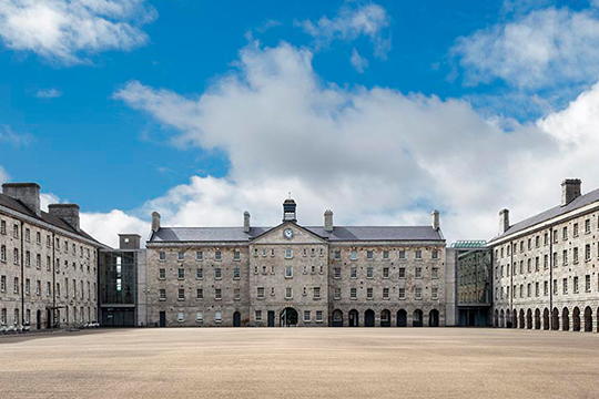 National Museum of Ireland - Collins Barracks