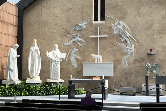 Knock Shrine