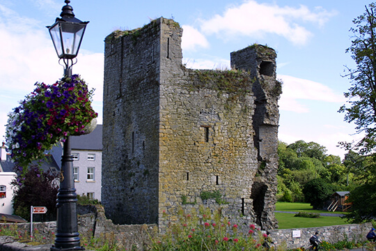 Leighlinbridge Castle