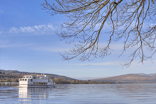 Loch Lochmond Cruise