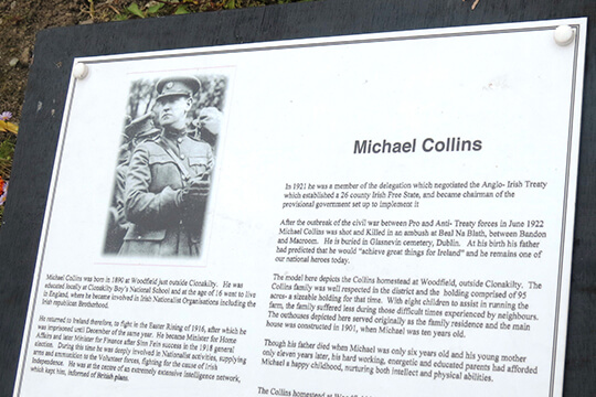 Michael Collins Centre
