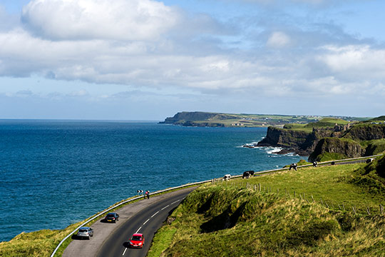 Ireland Self Drive Vacation Tours