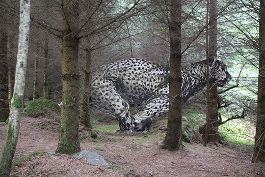 The Ewe Sculpture Garden